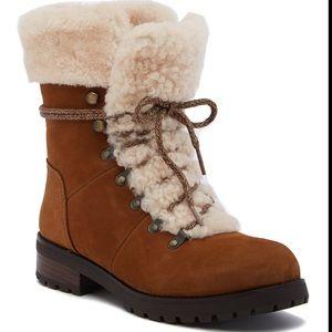 UGG Fraser genuine shearling boot Sz 7.5